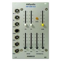 AM8019 ARP 2600P VCA