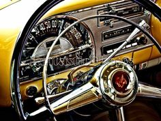 Golden Chieftain: Photo behind the wheel of a by JantasticPhotos