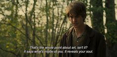 Andrew Garfield - Never Let Me Go (2010)