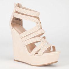 BAMBOO Kingsley Womens Shoes 216684423 | Heels & Wedges | Tillys.com