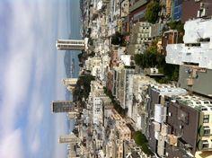 Beautiful view of the San Francisco Bay. www.bonnieroseman.com #SanFran #CA