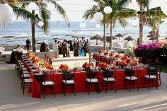 Fiesta Americana Grand Los Cabos Golf & Spa Resort in Los Cabos, Mexico. #destinationwedding #wedding