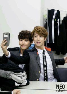 SF9 ⛄ Inseong y Dawon
