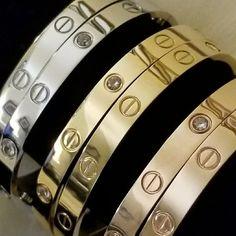 Bundle Bracelets on Mercari Low Stock, Bangles, Bracelets, Cartier Love Bracelet, Arm, Plating, Pouch, Stones, Rose Gold