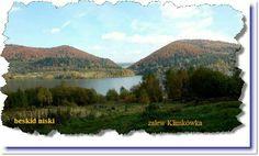 zalew Klimkówka