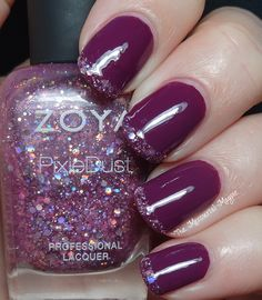 the mercurial magpie: Cover Me! Nail Art Vinyls Review - Zoya Margo & Arlo