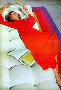 Cheryl Tiegs, Vogue 1973