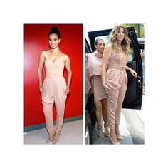 Who wore it better???? Roselyn Sanchez Vs Khloe KARDASHIAN   What do you think????