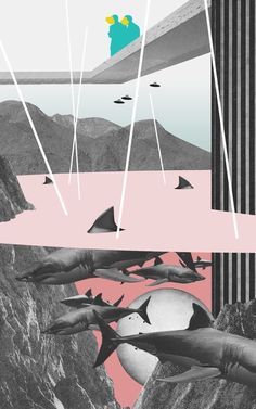 Mario Wagner(마리오 와그너) - 독일의 일러스트레이터/ 그래픽 디자이너 : 네이버 블로그