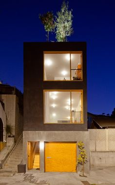 Eel's Nest by Anonymous Architects I Like Architecture