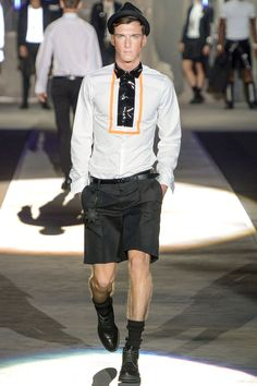 MIKE KAGEE FASHION BLOG : DSQUARED SPRING/SUMMER 2013 MENSWEAR COLLECTION