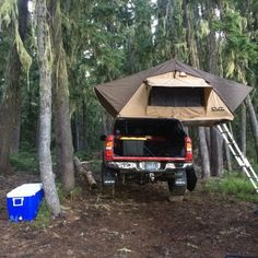 Although the roof-top tent (RTT) has been around since the thirties in Europe, a rising interest in four-wheel drive touring has only recentlybrought them topopularity in the United States.People love them for their classic adventurous looks,thickcomfortable mattresses, safety from animals on the ground, and of