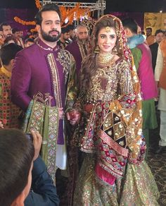 Wedding festivities of younger brother and are in full swing Asian Wedding Dress Pakistani, Pakistani Bridal Couture, Pakistani Formal Dresses, Indian Bridal Fashion, Pakistani Dress Design, Pakistani Mehndi, Bridal Mehndi Dresses, Wedding Dresses For Girls, Bridal Lehenga