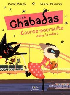Les Chabadas, Tome 5 - Course-poursuite dans le métro de Daniel Picouly http://www.amazon.fr/dp/2701193788/ref=cm_sw_r_pi_dp_UIVQwb1A8XKXD
