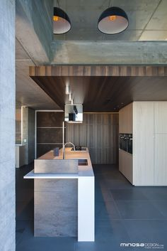 Kitchen Created Like a Piece of Bespoke Furniture