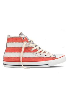 All Star premium flag high tops....can never have enough converse!