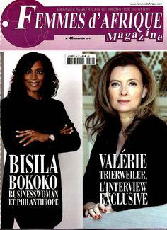 www.journaux.fr - Femmes d'Afrique Magazine