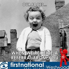 There's no better compliment than a referral from you and YOU get rewarded too!  When you refer your family or friends to us to sell or manage we give you a cash bonus!  #fnrewestwood #customersatisfaction #open #openforinspection #openhouse #openday #workworkwork #inspection #realestatememe #realestatehumour #realestatehumor #inspiration #realestatelife #realestatemarketing #realestatefun #realestate