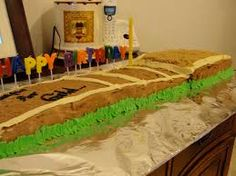 Image result for high jump cakes