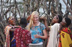 Kenya...I feel like this will be me