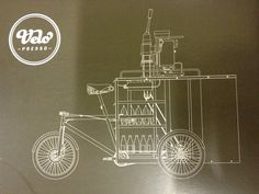 Velopresso has landed - the environmentally friendly coffee cart from Londinium Espresso
