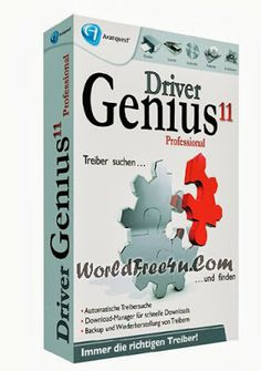 Driver Genius Professional 11.0 (2012) With Serial key Free Download Full Version - Crack And Registered Softwares And Latest Games