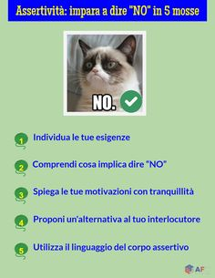 "#Assertività: impara a dire ""NO"" senza sentirti in colpa https://www.afcformazione.it/blog/assertivit%C3%A0-impara-a-dire-no-senza-sentirti-in-colpa"