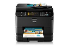 Epson WorkForce Pro WP-4540 driver download Mac 10.13 (MacOS High Sierra), Windows 10 and Linux OS.
