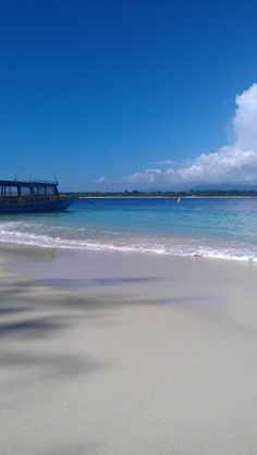 Gili Trawangan, Lombok.