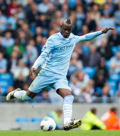 Mario Balotelli -- Striker for Manchester City football club.