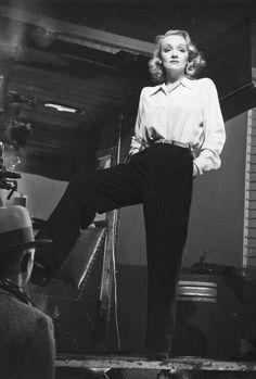 May 6 (1992) Film actress, humanitarian Marlene Dietrich dies, Paris, France