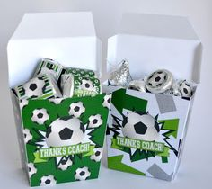 Soccer Party Printables and Coach Gifts