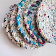北欧風布小物の素材になる♡はぎれを『ファブリックロープ』にリメイク   CRASIA(クラシア)