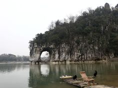 The Elephant Trunk PeakElephant Hill in Guilin of China from Hobobe.com