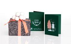 ever green christmas cards