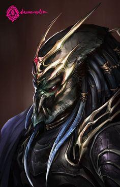 PredatorKing by daemonstar