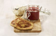 Cottage Cheese, Healthy Recipes, Healthy Food, French Toast, Breakfast, Foods, Healthy Foods, Morning Coffee, Food Food