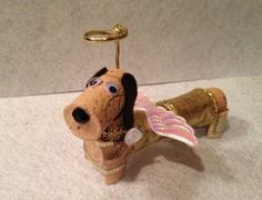 1 DiVine Angel Dachshund Doggie:    You are viewing a listing for ONE DiVine Angel Doxie, to a good home • All Doxies go to Heaven! • This little