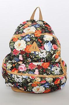 Nila Anthony Floral Backpack
