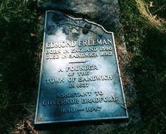 Turn the Hearts: Edmund Freeman Founder of Sandwich, Massachusetts My Ancestors, My Roots, Cape Cod, Plymouth, Massachusetts, Genealogy, Sandwiches, Hearts, Islands