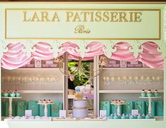 posting for my cousin-JTL from JSP...she needs this for her birthday in May: Ladureé Lara's Pastisserie party - Ladureé