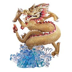 Celebrating the Year of the Dragon 2012, this breathtaking Numbered Limited Edition presents the Chinese dragon, a symbol of power, wisdom and luck.... Shop now