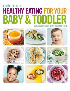 It is important that children eat right-but providing that good nutritional start can seem daunting. Organic food expert Renée Elliot covers everything parents need to know, with the information broken down by age and more than 100 recipes to promote growth, health, good behavior, and happiness from weaning to age five. Weekly planners show when to introduce foods, and tip boxes, dietary symbols, and notes on food prep and storage help ensure a delicious and varied diet for young children.