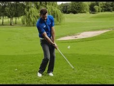 HOW TO PLAY A SHORT PITCH FROM THICK ROUGH - YouTube