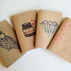Como não se apaixonar?!?! #cadernocraft #cadernopersonalizado #encadernaçaomanual