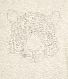 Image 4 de SWEAT TIGRE de Zara