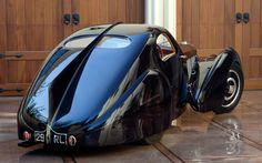 Bugatti Type 51 Dubos Coupé
