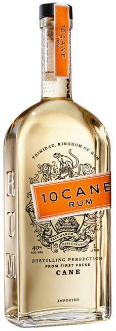 10 Cane Rum Tolle Geschenkideen mit Rum gibt es bei http://www.dona-glassy.de/Geschenke-mit-Rum:::22.html