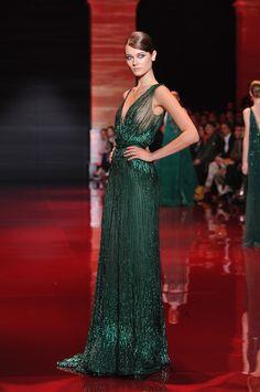 2013 Sonbahar Kış Elie Saab Couture - 10 - Foto Galeri - Pudra.com