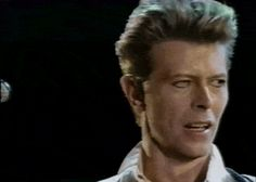 """the-tao-of-bowie: """" He begins to play the song that made him. The song that ended Ziggy Stardust. David Bowie, New York City, The Thin White Duke, Major Tom, Ziggy Stardust, Sound & Vision, David Jones, Playing Guitar, Album"""